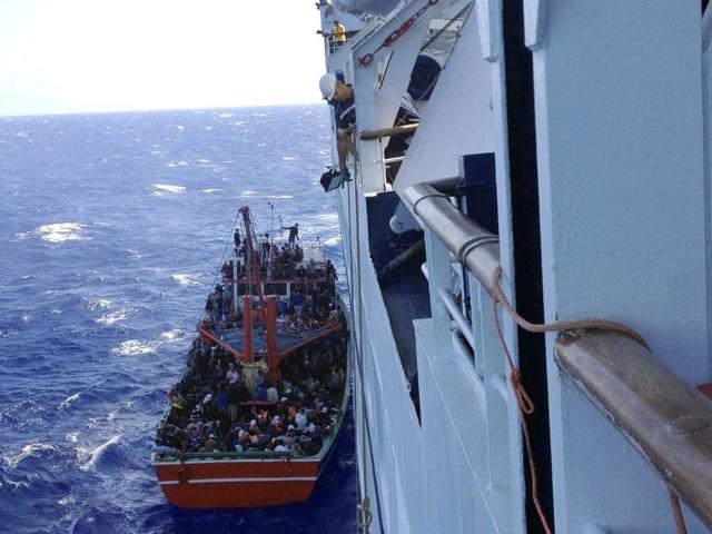 Faktencheck: Wie es um Flüchtlingsschiffe steht