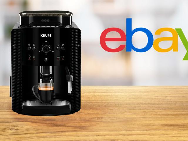 Sparangebot auf Ebay: Krups Kaffeevollautomat