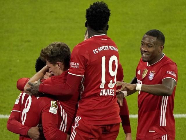 Bayern München ließ Leipzig nur kurz an die Tabellenspitze