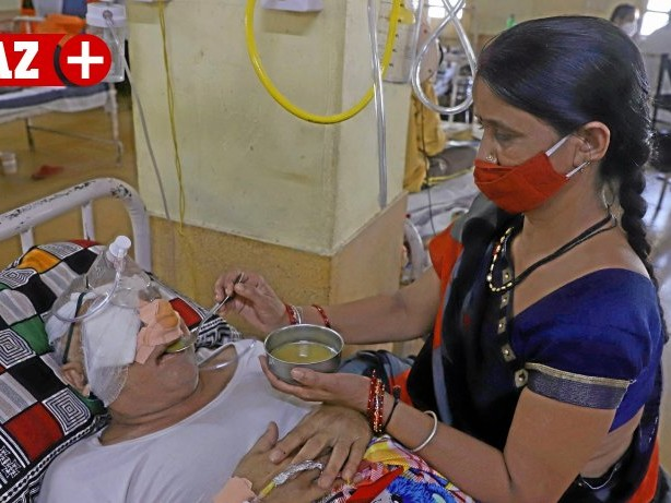 Pandemie: Schwarzer Pilz bei Corona-Patienten: Was ist Mukormykose?