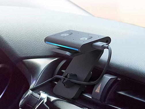 Echo Auto: Amazon reduziert Fahrzeug-Modul