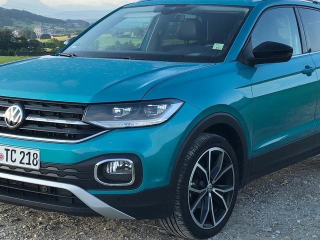VW T-Cross im Praxistest - Polo auf Stelzen: Ein Mini-SUV von VW für die ganze Familie?