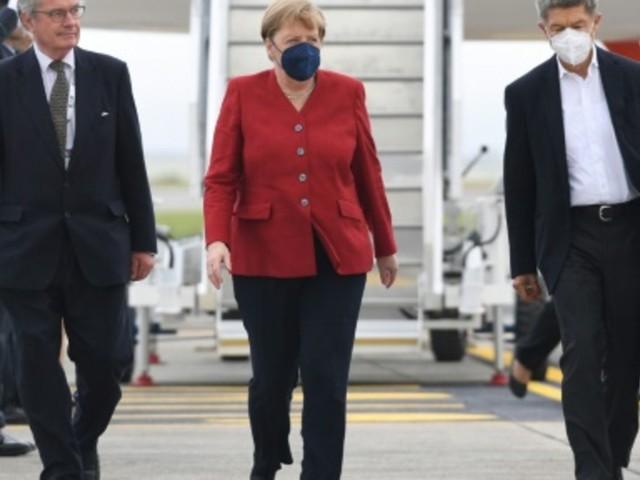 US-Präsident Biden empfängt Merkel am 15. Juli im Weißen Haus