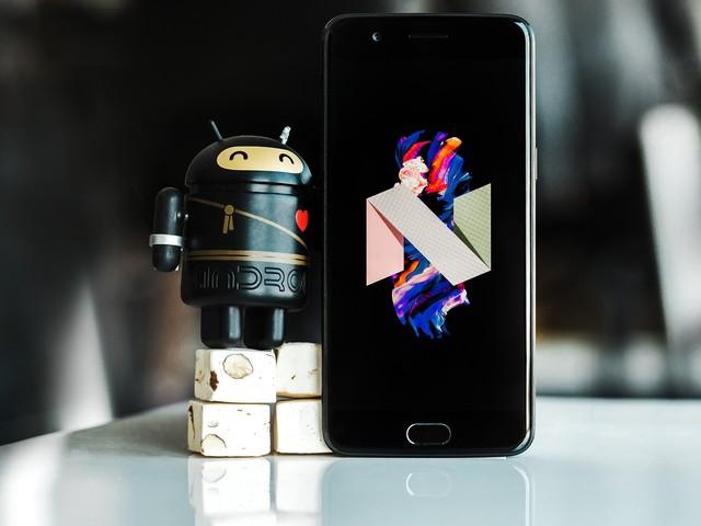 OnePlus 5: Erstes Update adressiert die angesprochenen Probleme