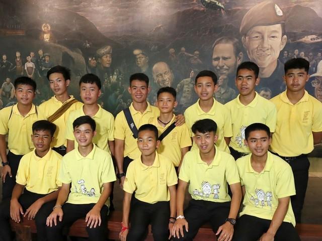 Die Rettung der Fußball-Jungs aus der Tham-Luang-Höhle wird nun ein Hollywood-Film