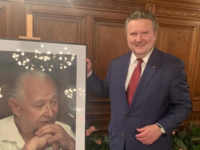 Das Vermächtnis eines slowakischen Politikers in Wien