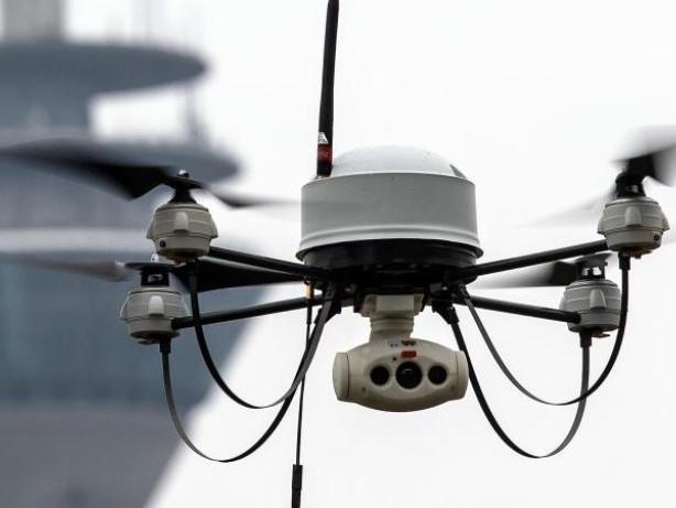 Kriminalität: Organisierter Sozialleistungsbetrug: Polizei schickt Drohnen