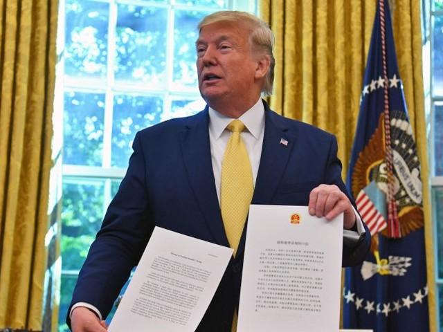 """Handelsstreit mit China: Warum Trumps """"großartiger Deal"""" kein Sieg ist"""