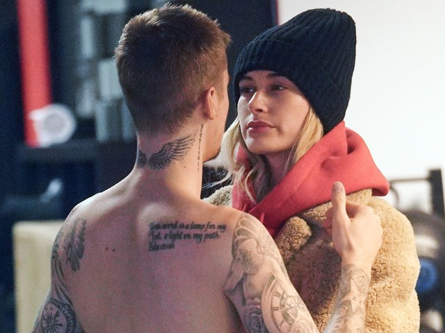 Innige Umarmung: Justin & Hailey kuscheln Krisengerücht weg!