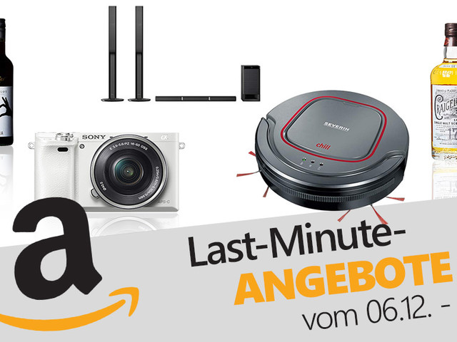 Amazon: Last-Minute-Deals – mit 149-Euro-Laptop!