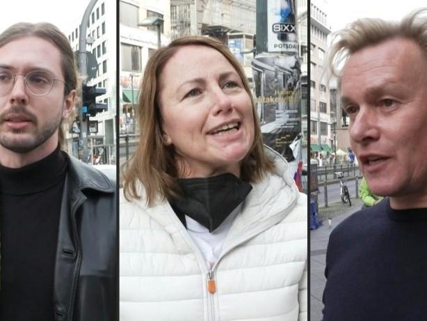 Bundestagswahl - was denken die Berliner?
