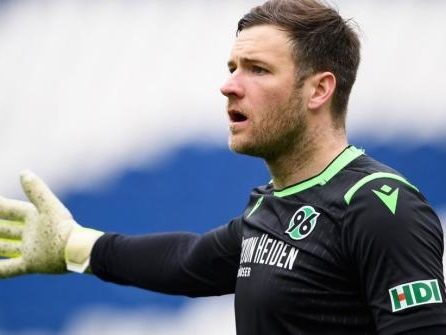 Bericht:96-Torwart Esser wechselt zum VfLBochum