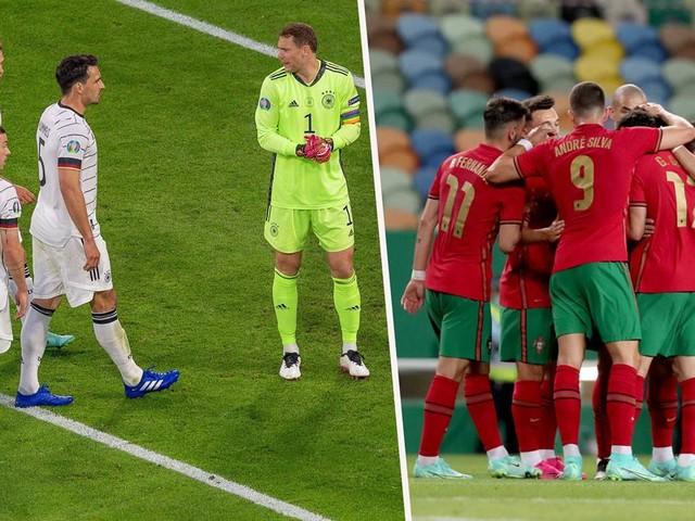 EM 2021: Portugal gegen Deutschland live im TV und Online-Stream sehen