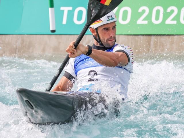 Olympia: Hannes Aigner gewinnt Bronze im Kajak