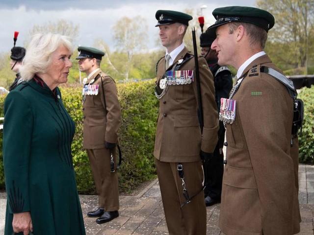 Erster Auftritt nach Prinz Philips Beerdigung: Camilla setzt emotionales Zeichen