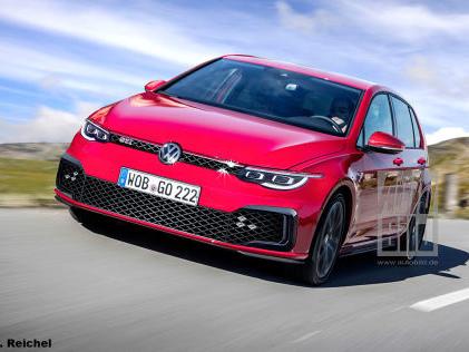 VW Golf 8 GTI (2020): verzögert, Motor, Leistung, Preis Erste Infos zum neuen GTI