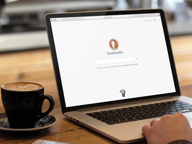Google übergibt Webseite an DuckDuckGo