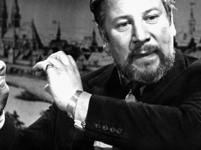 Peter Ustinov zum 100er: Ein Künstlerleben, das auch ein menschlicher Erfolg war