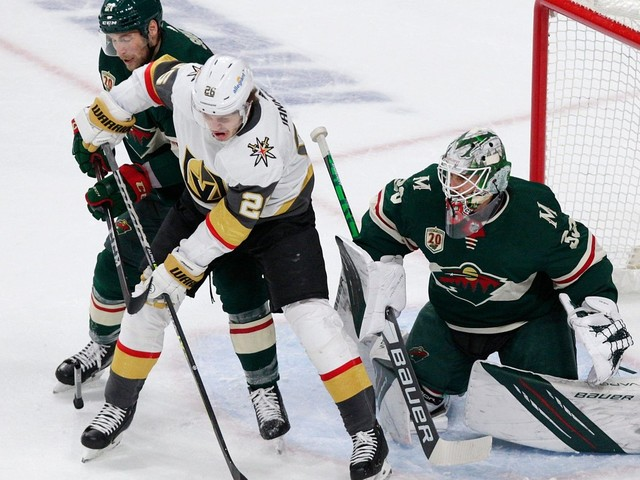 NHL-Playoffs: Nico Sturms Minnesota Wild stehen vor dem Aus
