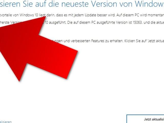 """Anleitung: So bekommt ihr das """"Fall Creators Update"""" für Windows 10 schon heute"""