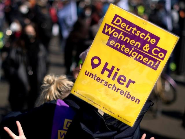 """Volksentscheid""""Deutsche Wohnen & Co. enteignen"""": SO hat Berlin abgestimmt, und DAS folgt jetzt daraus"""