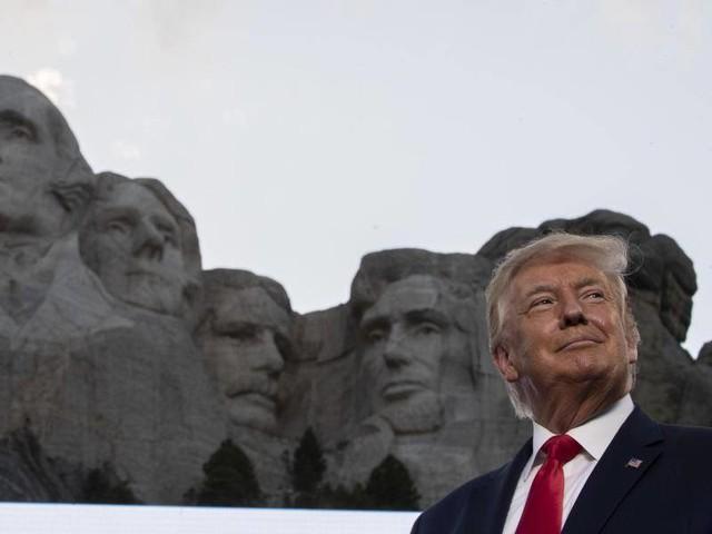 """""""Independence Day"""": Trumps düstere Botschaft zum Unabhängigkeitstag"""