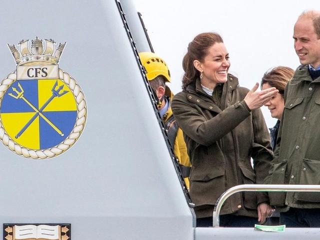 Schottland-Tour: William und Kate besuchen Ort mit romantischer Bedeutung