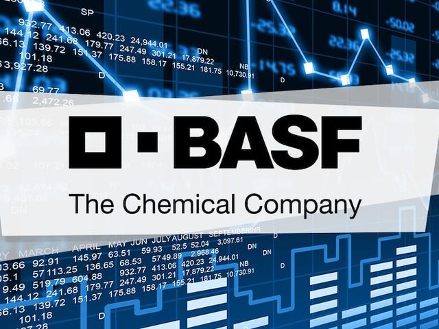 BASF-Aktie Aktuell - BASF legt 0,9 Prozent zu