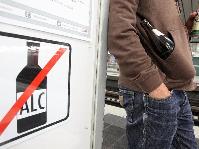 Bremerhaven - Deutsche Bahn will auf vielen Regional-Strecken Alkohol verbieten