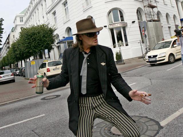 """Wegen Corona: Udo Lindenberg verlässt Hotel """"Atlantic"""""""