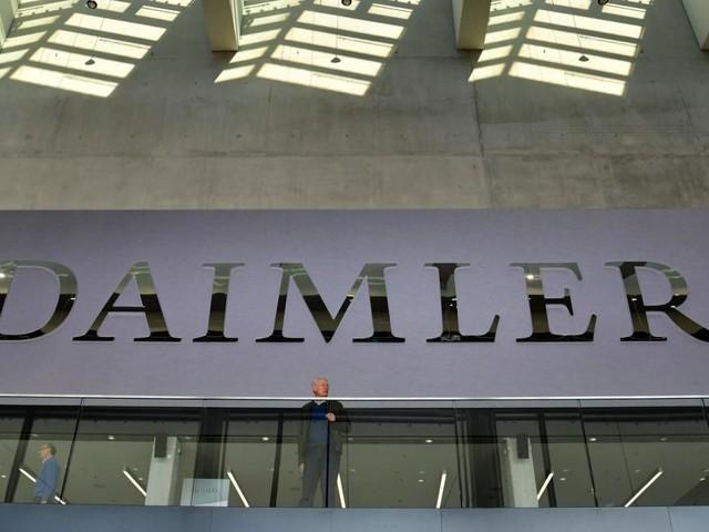 Dieselskandal halbiert Gewinn von Daimler