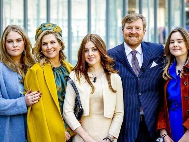 Königin Máxima: Dank Corona mehr Zeit für Familie