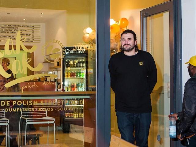 "Polnisches Restaurant ""Tak Tak"": Kuchnia polska in Berlin"