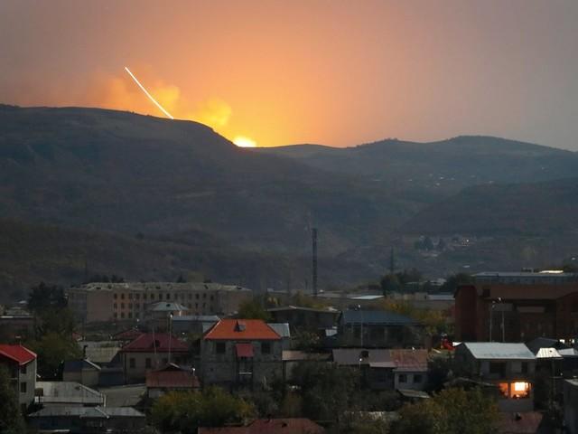 Bergkarabach: Aserbaidschan meldet nach Friedensgesprächen weitere Gebietsgewinne