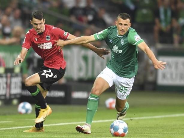 Live-Ticker: Live! 0:0! Werder Bremen mit Latten-Glück gegen Hannover 96