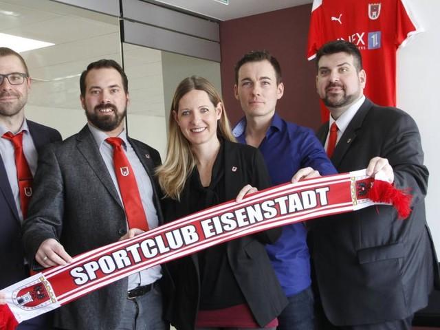 SC Eisenstadt will mit neuem Vorstand und Jugendarbeit durchstarten