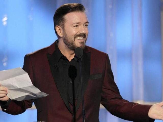 Ricky Gervais wird die Golden Globes moderieren