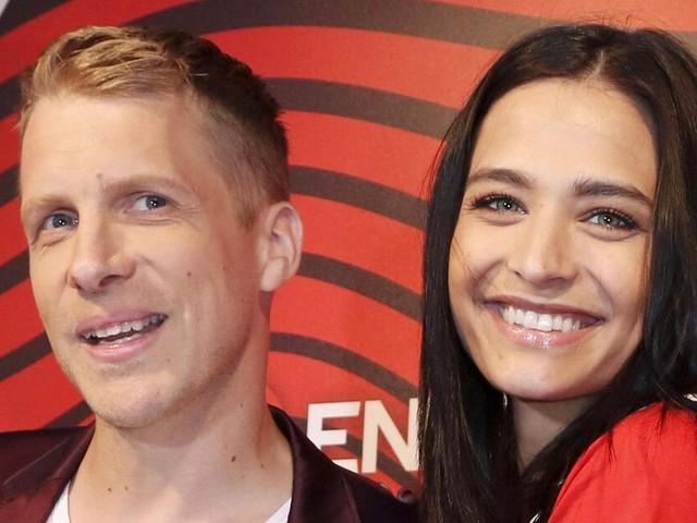 """Oliver Pocher-Freundin Amira zeigt Babybauch: """"Wie Hulk"""""""
