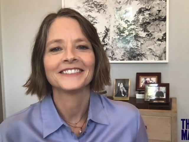 Jodie Foster: Einfach für meine Kinder da zu sein, ist mir über alles wichtig