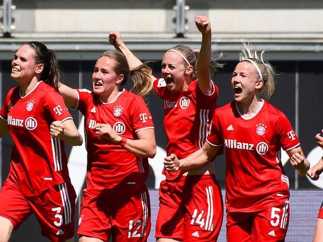 Frauenfußball: Ein großer Schritt zum Münchner Double