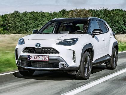 Toyota Yaris Cross: Test, Mini-SUV, Hybrid, Motor, Allrad, Preis Ab ins Abenteuerland: So fährt der neue Toyota Yaris Cross
