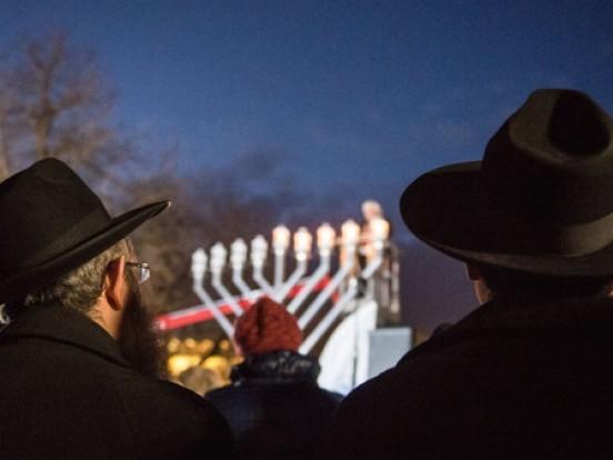 """DAS feiern Juden jetzt beim Laubhüttenfest """"Sukkot"""""""