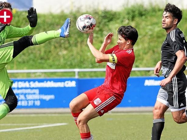 Kreisliga-Check: Fußball: Warum SpVg. Hagen 11 II noch nicht in Fahrt kommt