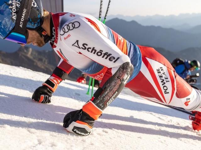 """Ski-Weltmeister Marco Schwarz: """"Die Ziele gehen mir nicht aus"""""""
