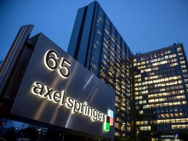 Mit US-Investor KKR: Axel Springer will Digitalisierung vorantreiben