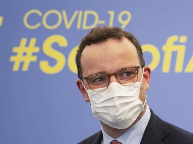 "Corona-Maßnahmen: Spahn: Erkrankung macht ""demütig"""