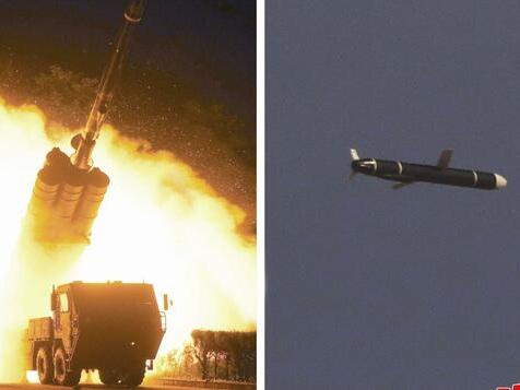 Nordkorea meldet erfolgreichen Test neuer Marschflugkörper