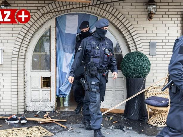 Clan-Kriminalität: Clanmitglieder wohnen immer noch in Leverkusener Luxus-Villa