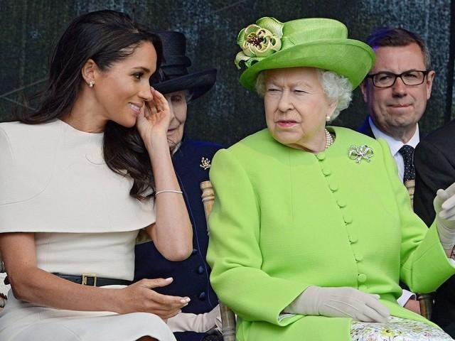 Aus Liebe zu Prinz Harry - Herzogin Meghan schickt mit ihrem Kinderbuch eine versteckte Botschaft an die Queen