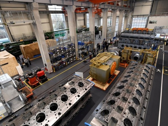 Weltgrößter Schiffsdiesel-Hersteller MAN fordert höhere CO2-Preise